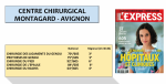 Classement des Hôpitaux et Cliniques par le Magazine L'EXPRESS 2015